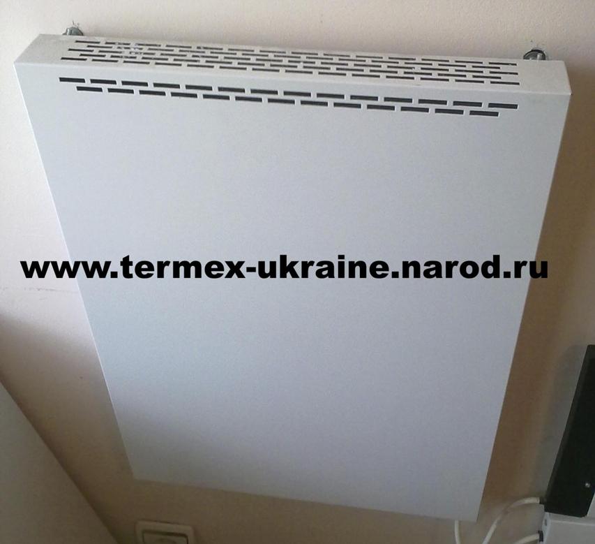 Электрический обогреватель панельный